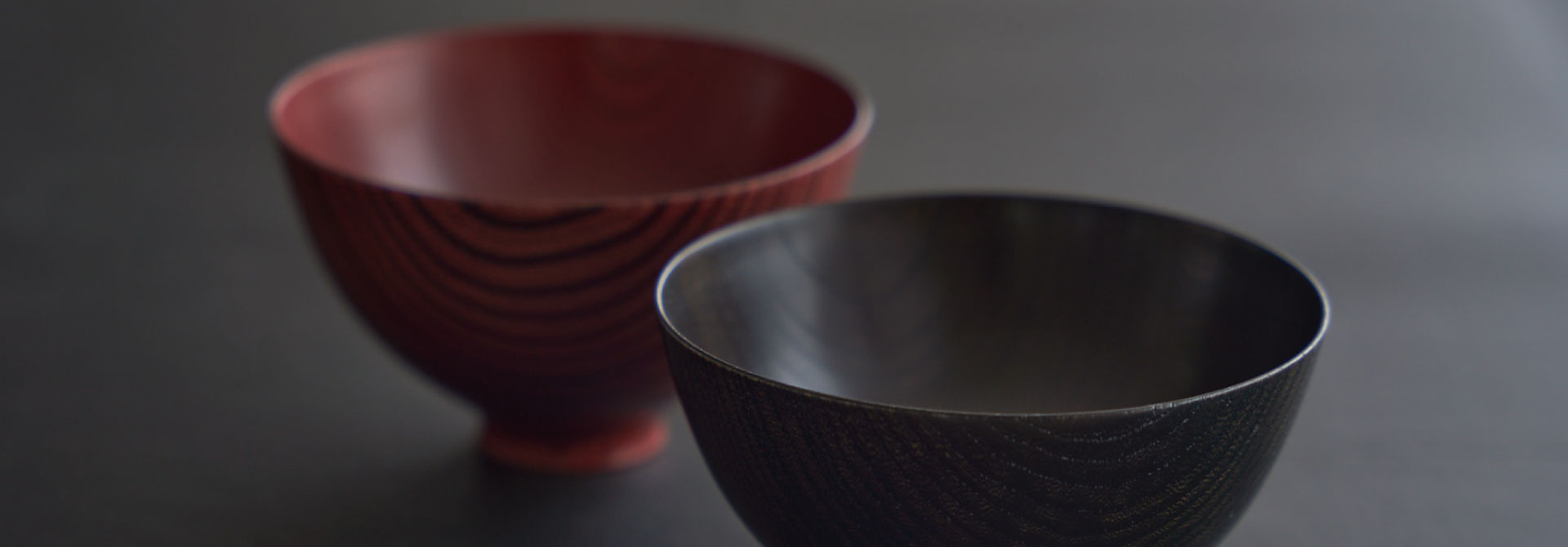 Yamanaka lacquerware, one of traditional crafts in Japan